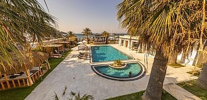 Moyo Beach Hotel Havuz / Deniz