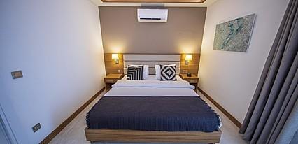 Moyo Beach Hotel Oda