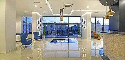 Musho Otel Genel Görünüm