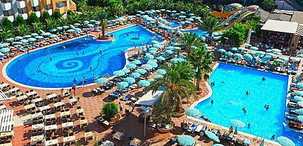 My Home Resort Hotel Havuz / Deniz