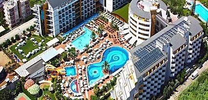 My Home Resort Hotel Genel Görünüm
