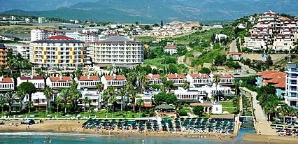 My Home Sky Hotel Genel Görünüm