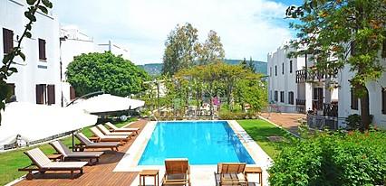 Myndos Residence Havuz / Deniz