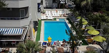 Myra Hotel Havuz / Deniz