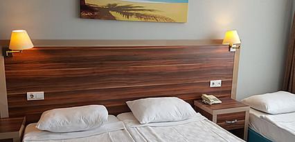 Mysea Hotels Alara Oda