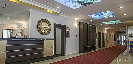 Mysea Hotels Incekum Genel Görünüm
