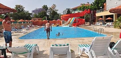 Mysea Hotels Incekum Havuz / Deniz