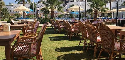 Nagi Beach Hotel Yeme / İçme