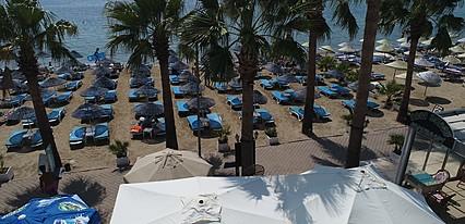 Nagi Beach Hotel Havuz / Deniz