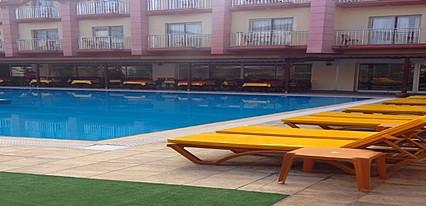 Nar Otel Havuz / Deniz