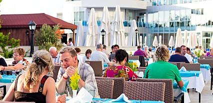 Narcia Resort Yeme / İçme