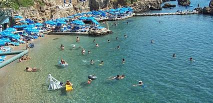 Nasa Flora Otel Havuz / Deniz