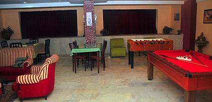 Nasa Flora Otel Genel Görünüm