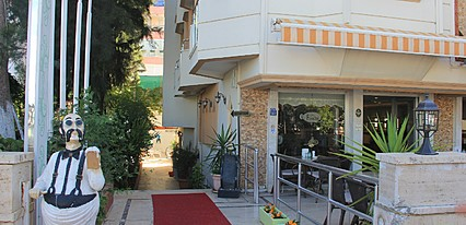 Nasa Flora Otel Yeme / İçme