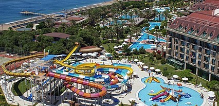 Nashira Resort Hotel & Aqua -Spa Havuz / Deniz
