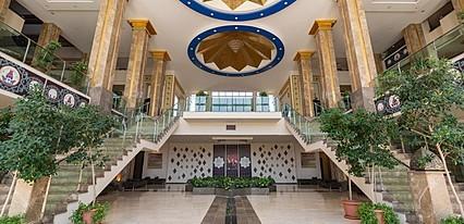 Nashira Resort Hotel & Aqua -Spa Genel Görünüm