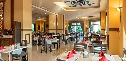 Nashira Resort Hotel & Aqua -Spa Yeme / İçme