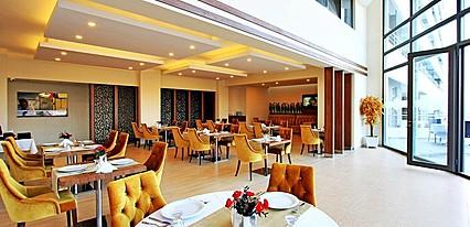 Naskon Sapphire Resort & Spa Yeme / İçme