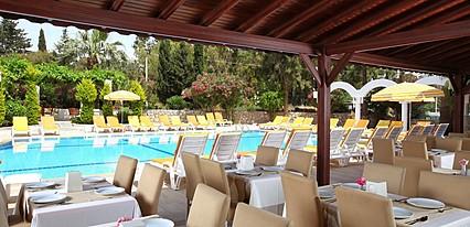 Natur Garden Hotel Yeme / İçme