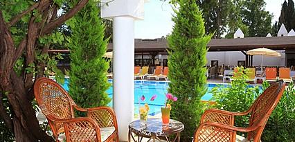 Natur Garden Hotel Genel Görünüm