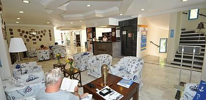Navy Hotel Genel Görünüm