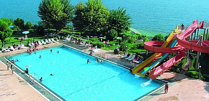 Nazar Beach City Resort Hotel Havuz / Deniz