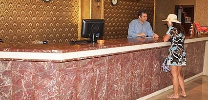 Nazar Beach City Resort Hotel Genel Görünüm