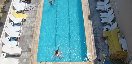 Nazar Hotel Didim Havuz / Deniz