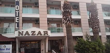 Nazar Hotel Didim Genel Görünüm