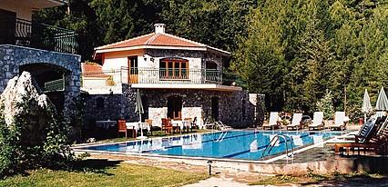 Neroli Butik Otel Havuz / Deniz