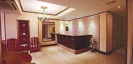 Nil Hotel Genel Görünüm