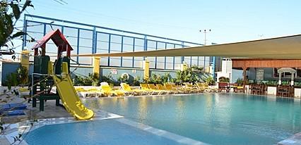 Nil Hotel Havuz / Deniz