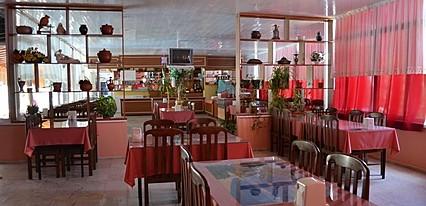Nil Hotel Yeme / İçme
