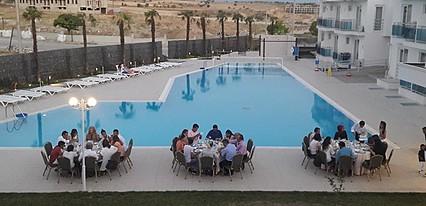 Ninova Thermal Spa & Hotel Yeme / İçme