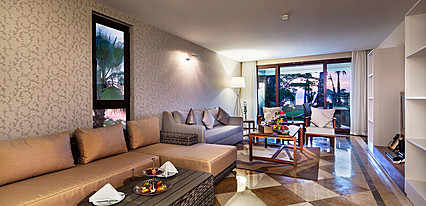 Nirvana Lagoon Villas Suites & Spa Oda