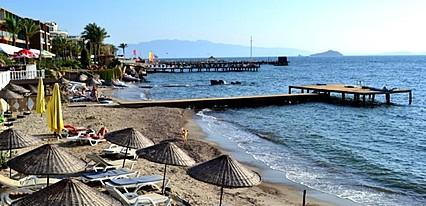 North Cemre Boutique Hotel & Beach Havuz / Deniz