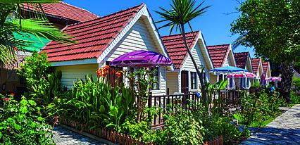 Nova Beach Hotel Genel Görünüm