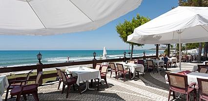 Nova Beach Hotel Yeme / İçme