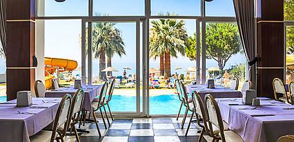 Nuova Beach Hotel Yeme / İçme