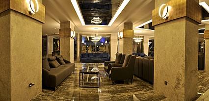 Oba Star Hotel Spa Genel Görünüm
