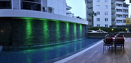 Oba Star Hotel Spa Yeme / İçme