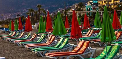 Oba Time Hotel Havuz / Deniz