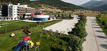 Obam Termal Resort Otel Spa Genel Görünüm