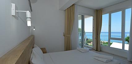Olimpos Beach Hotel Oda