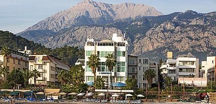 Olimpos Beach Hotel Genel Görünüm