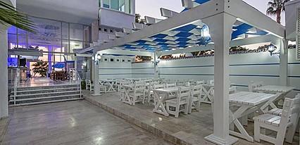 Olimpos Beach Hotel Yeme / İçme