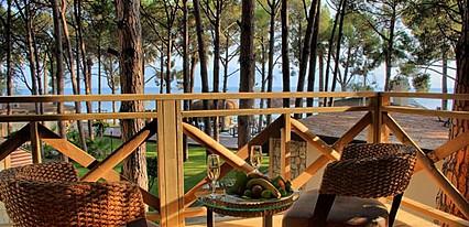 Ömer Holiday Resort Oda