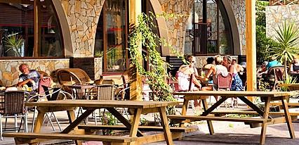Ömer Holiday Resort Yeme / İçme