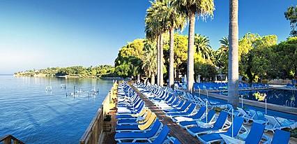 Ömer Holiday Resort Havuz / Deniz
