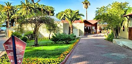 Ömer Holiday Resort Genel Görünüm